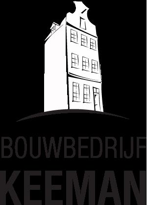 logo bouwbedrijf keeman